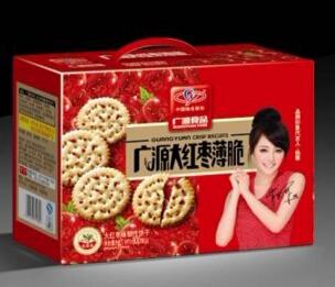 广源食品红枣饼