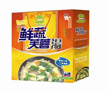 广源食品芙蓉汤
