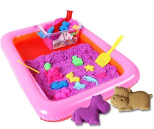 太空沙玩具加盟