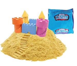 太空沙玩具特色