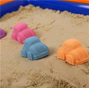太空沙玩具健康