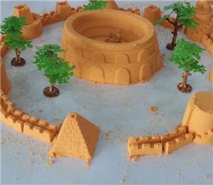 太空沙玩具环保