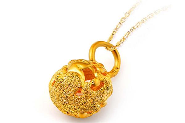 金凤凰珠宝项链