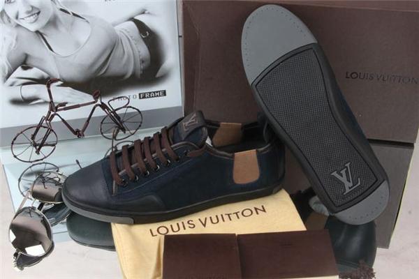 lv男鞋设计
