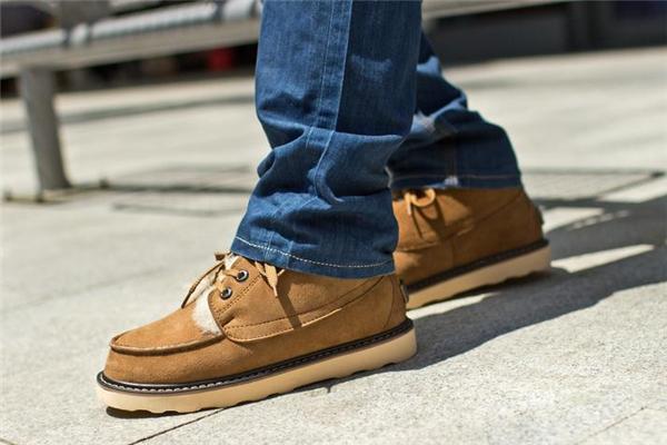 ugg男鞋设计