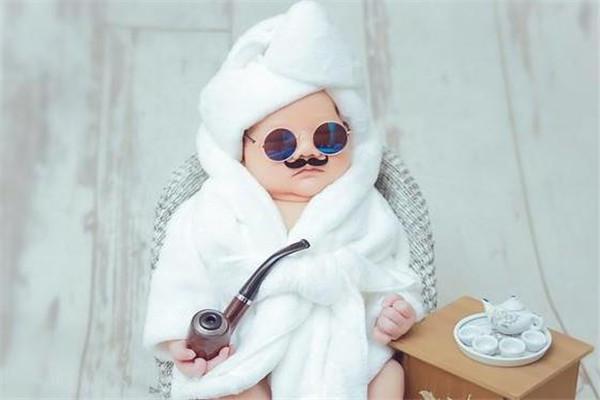 象北鼻儿童摄影婴儿