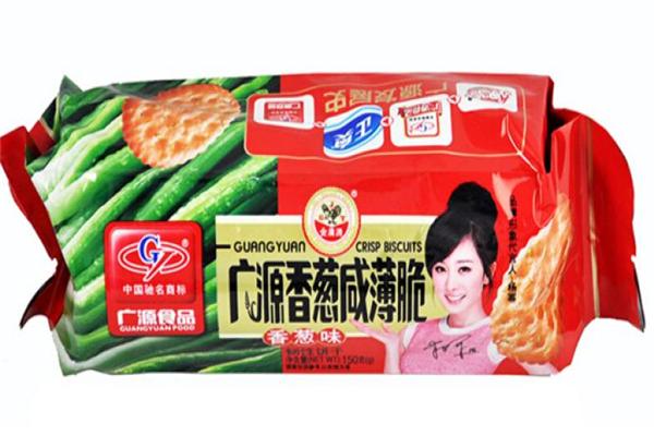 广源食品香葱味饼干