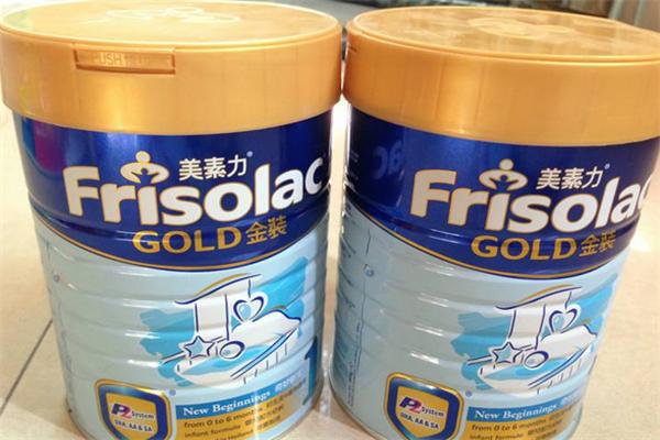 港版美素奶粉