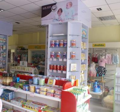 娃娃谷母婴生活馆货品