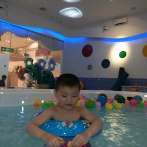 福州婴儿spa馆游泳