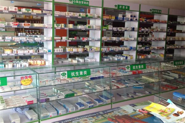 万和药店产品