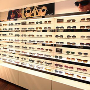 快时尚眼镜店系列