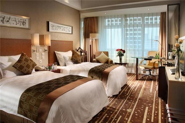 黄河迎宾馆客房