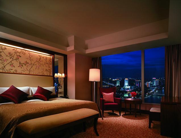 黄河迎宾馆环境