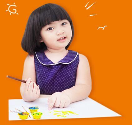 艺美绘儿童美术教育幼儿
