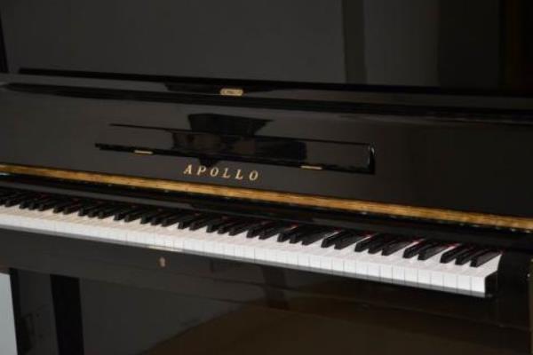 阿波罗钢琴产品