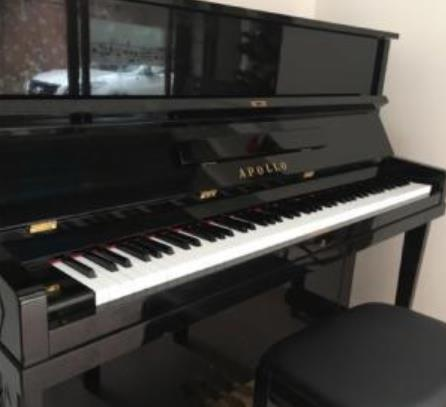 阿波罗钢琴质量