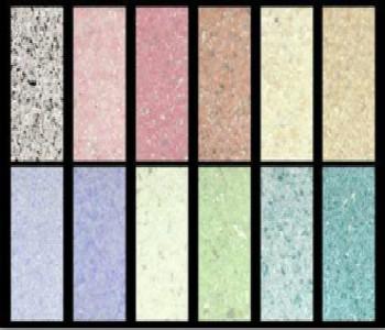 多彩涂料色系