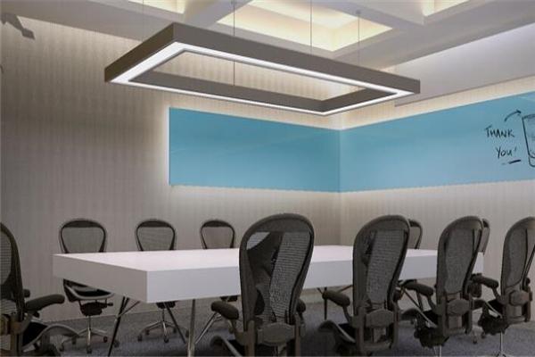 亮龙涂料会议室