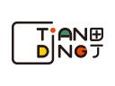 田丁少儿美学品牌logo
