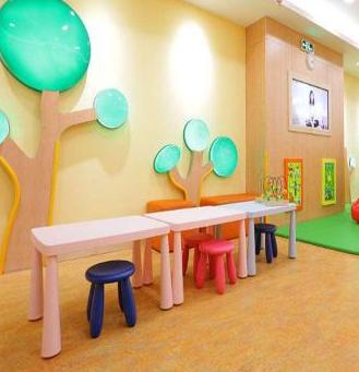 纽诺育儿婴幼儿发展早教中心环境