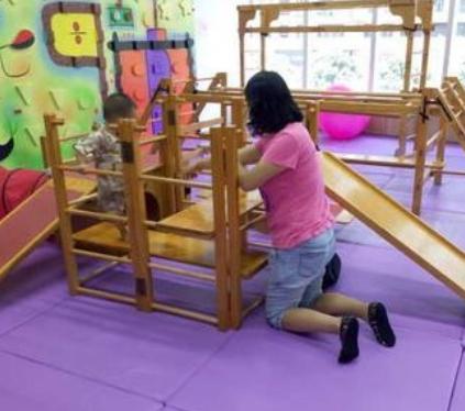纽诺育儿婴幼儿发展早教中心教具