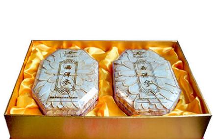 鹰皇参茸礼盒