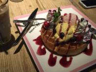 咖咖奥咖啡厅松饼