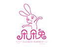 朵朵兔快乐艺术品牌logo