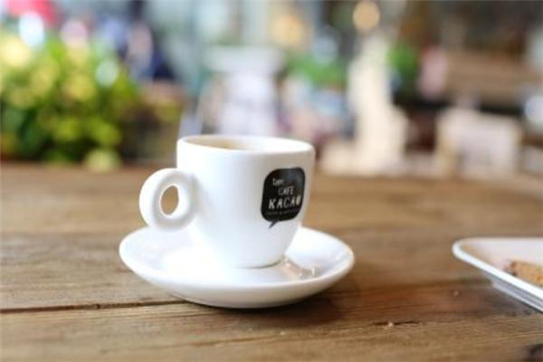 咖咖奥咖啡厅杯子