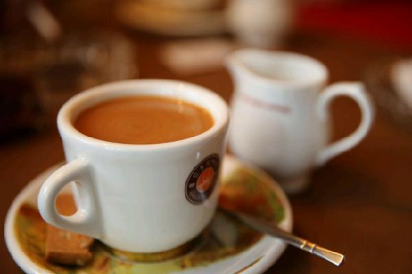好喝的咖啡卡布奇诺