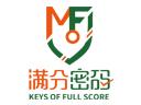 满分密码品牌logo