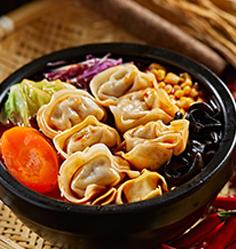 诱选虾仁水饺/馄饨先生番茄馄饨