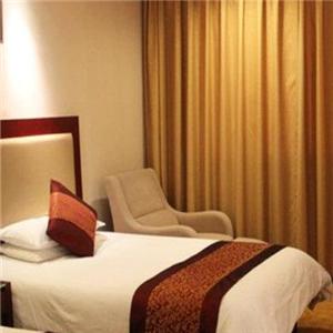 瑞豪国际酒店大床房