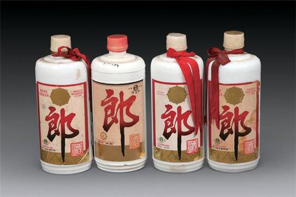 郎酒有着多样化的产品