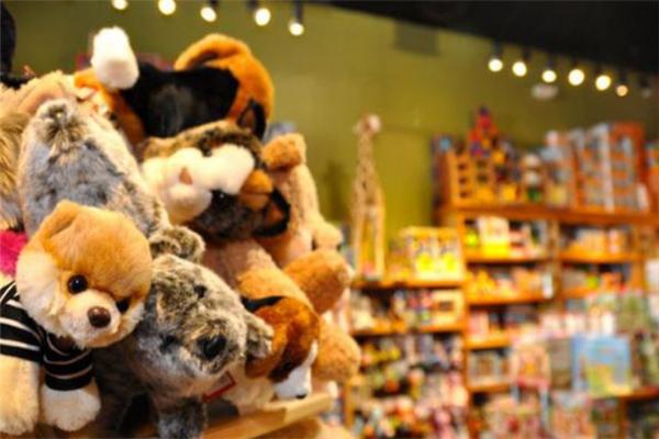 玩具店加盟十大品牌