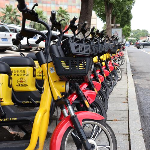 小黄鸭共享电动车加盟多少钱