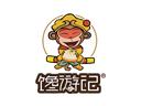 馋游记灌汤生煎品牌logo