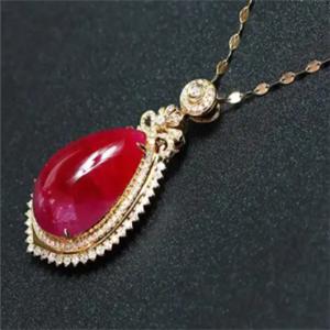 金蔓利珠宝红宝石