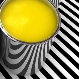 威斯诺漆黄色