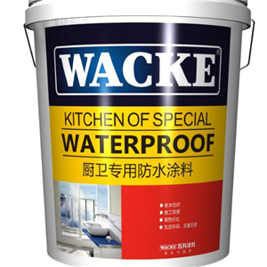 瓦科涂料防水
