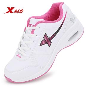 特步运动鞋-透气