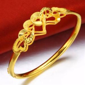 老凤祥黄金饰品戒指