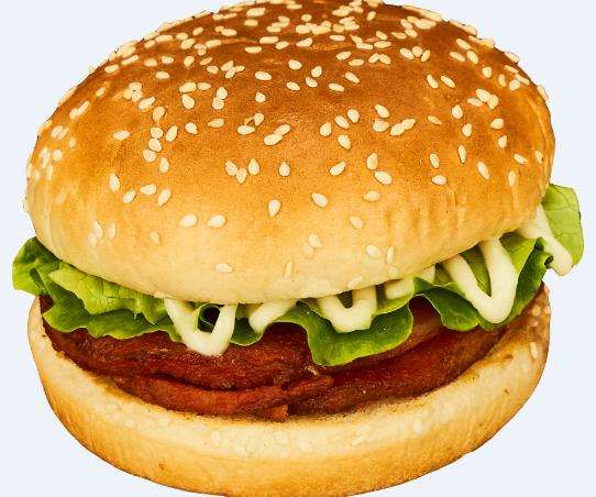 好多肉漢堡雞腿堡