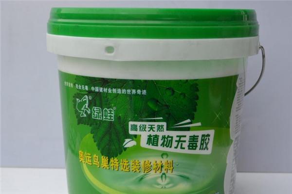 绿蛙涂料产品