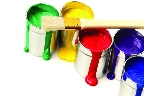 装饰家漆彩色