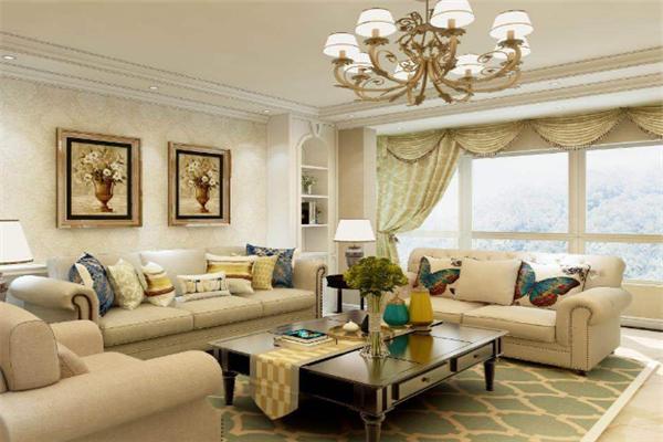 同济国际装饰沙发