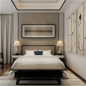 同济国际装饰床铺