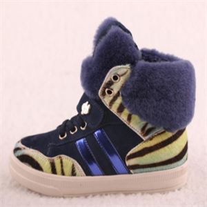 哆啦猫童鞋棉鞋