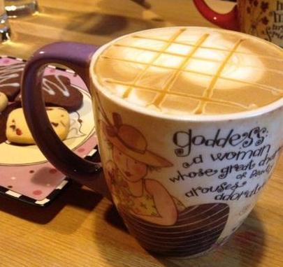 約里克咖啡爽滑